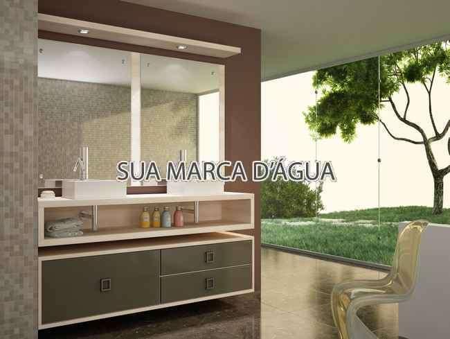 Banheiro - Apartamento Rua Embuia,Penha Circular,Rio de Janeiro,RJ À Venda,3 Quartos,240m² - 0005 - 6