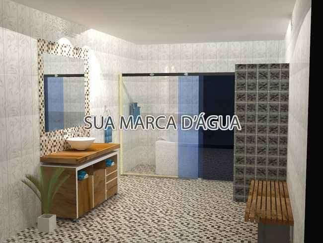 Banheiro - Apartamento Rua Embuia,Penha Circular,Rio de Janeiro,RJ À Venda,3 Quartos,240m² - 0005 - 10