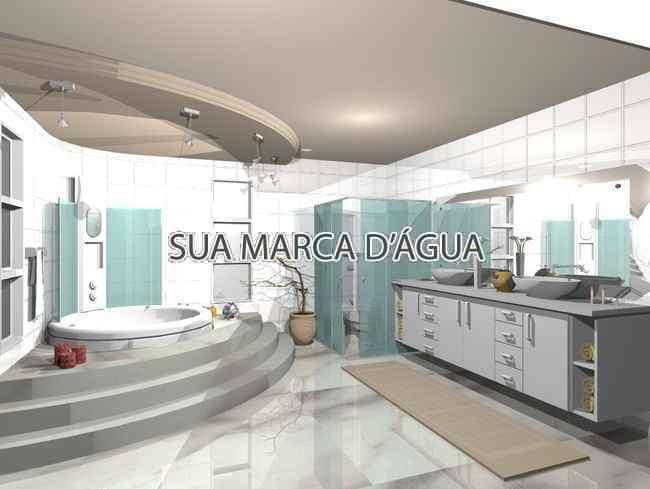 Banheiro - Apartamento Rua Embuia,Penha Circular,Rio de Janeiro,RJ À Venda,3 Quartos,240m² - 0005 - 8