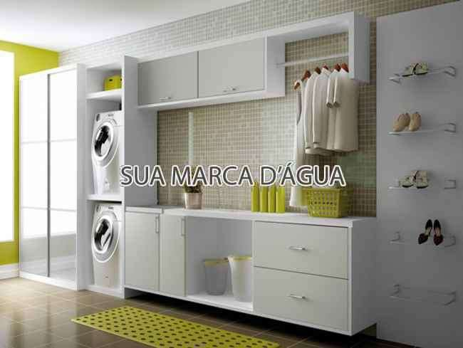 Lavanderia - Casa PARA VENDA E ALUGUEL, Braz de Pina, Rio de Janeiro, RJ - 0011 - 9
